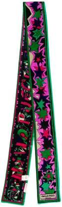 Emilio Pucci star printed scarf