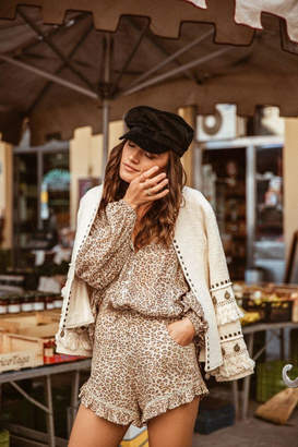 Spell & The Gypsy Collective Alphie Jacket