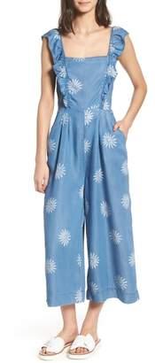 Splendid x Margherita Dolce Daisy Jumpsuit