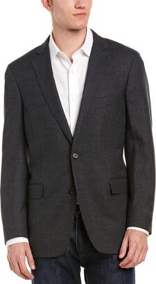 Brooks Brothers Wool Regent Slim Fit Sports Coat