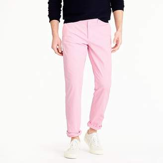 770 Straight fit pant in lightweight garment-dyed chino $75 thestylecure.com