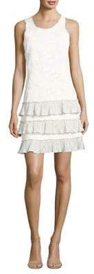 Rebecca Taylor Garden Eyelet Tank Dress