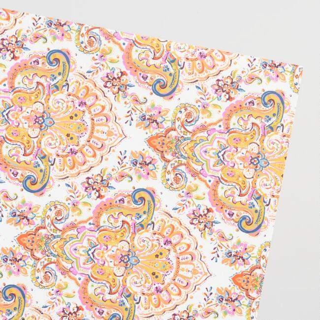 Bianca Handmade Paper Gift Wrap Rolls Set of 2