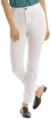 Regatta Essential Straight Jean White