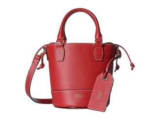 Frances Valentine Double Handle Small Bucket