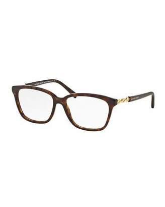Michael Kors Square Optical Frames, Dark Tortoise $169 thestylecure.com