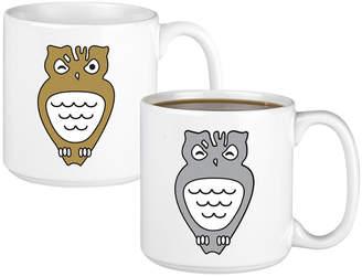 Cathy's Concepts Cathys Concepts Owl 20Oz Large Coffee Mug Set