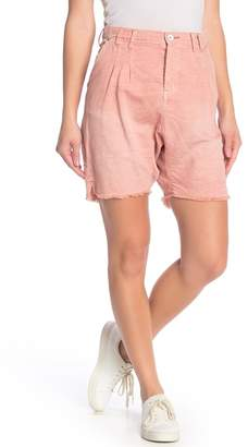 Free People Utility Harem Shorts