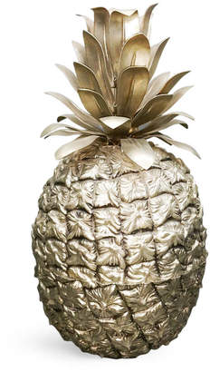 Iamia Vintage 1960s Freddo Therm Metal Pineapple Ice Bucket