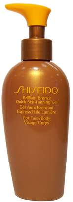 Shiseido Suncare Brilliant Bronze Quick Self-Tanning Gel