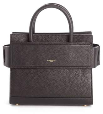 Givenchy 'Mini Horizon' Calfskin Leather Tote