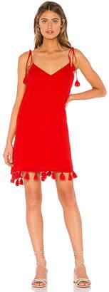 Show Me Your Mumu X REVOLVE Throw And Go Tassel Mini Dress