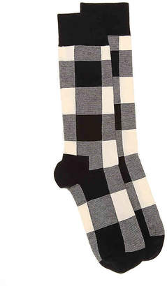 Happy Socks Lumberjack Crew Socks - Men's
