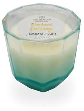 Chesapeake Bay Candle Container Candle Sunburst Melon 7.4oz