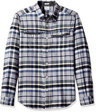 Columbia Men's Deschutes River Woven Long Sleeve Shirt