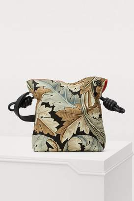 Loewe Flamenco knots camo bag