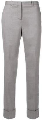 Fabiana Filippi cuff cropped trousers