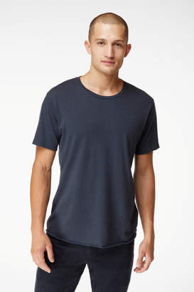 Genator Short Sleeve Tee In Blublood