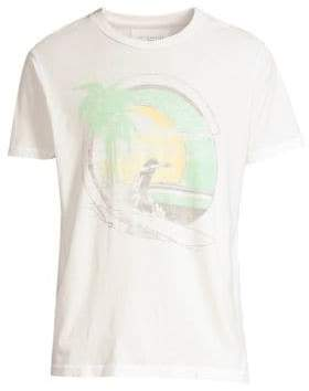 Sol Angeles Slim-Fit Graphic Tee
