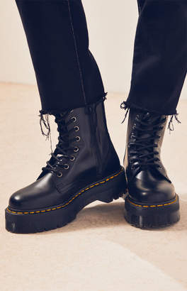 Dr. Martens Polished Smooth Jadon Boots