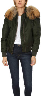 Mr & Mrs Italy Bomber Jacket