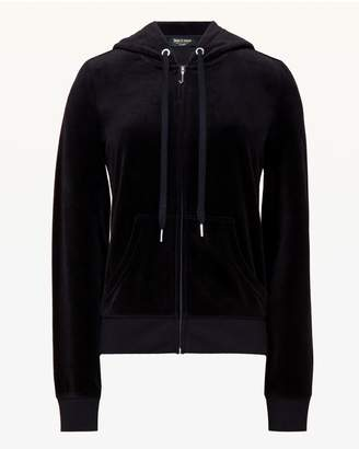 Juicy Couture Mixed Gothic Juicy Velour Robertson Jacket