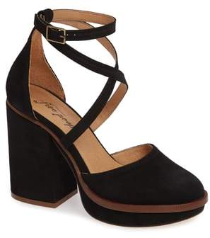 Free People Remi Platform Pump