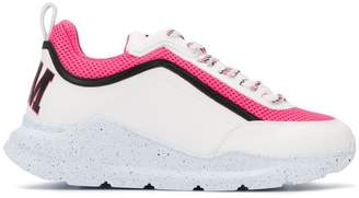 MSGM pumped sole sneakers