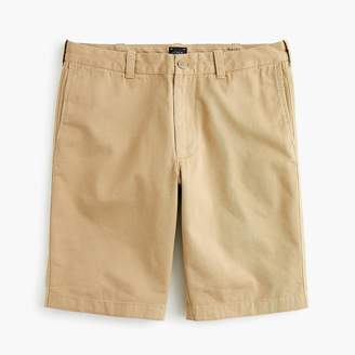 "J.Crew 10.5"" Short In Garment-Dyed Cotton Chino"