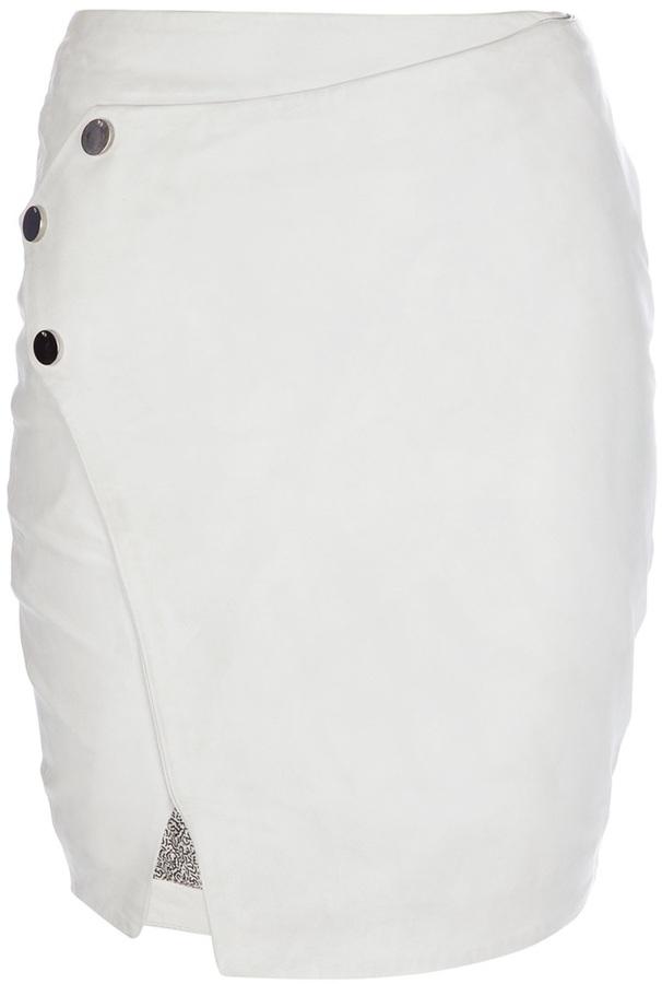 Twenty8Twelve wrap around pencil skirt