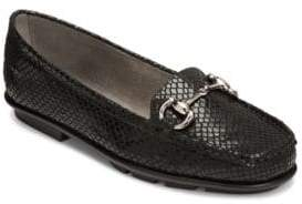Aerosoles Nuwsworthy Leather Horsebit Loafers