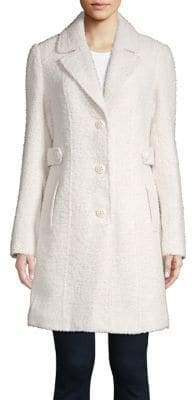 Gallery Petite Boucle Topper Coat