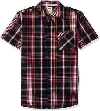 Levi's Men's Camden Short Sleeve Woven Shirt