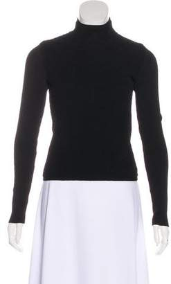 Cédric Charlier Turtleneck Knit Sweater