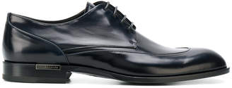 Versace lace-up Derby shoes