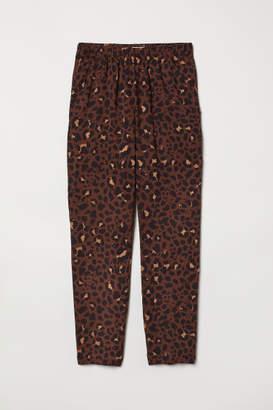 H&M Pull-on Pants - Brown