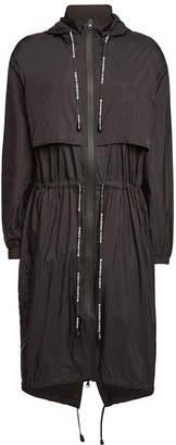 Paco Rabanne Coat with Drawstring Waist