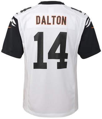 Nike Andy Dalton Cincinnati Bengals Color Rush Jersey, Big Boys (8-20)