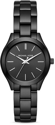 Michael Kors Mini Slim Runway Watch, 33mm $195 thestylecure.com