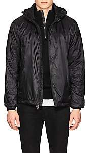 Rainforest MEN'S AVARDA PACKABLE ANORAK - BLACK SIZE XL