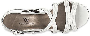 JCPenney Worthington® Olivia High-Heel Sandals