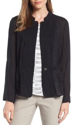 Women's Nic+Zoe Utility Jacket $178 thestylecure.com