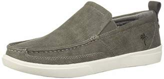 Margaritaville Men's Current Canvas Slip On Shoe Boat