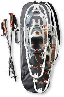 L.L. Bean L.L.Bean Men's Trailblazer Snowshoes with Boa Bindings Package
