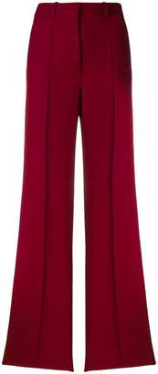 Victoria Beckham wide pleated trousers