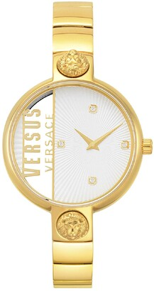 Versace VERSUS VERSUS by Rue Denoyez Bracelet Watch, 34mm