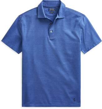 Ralph Lauren Custom Slim Fit Mesh Polo