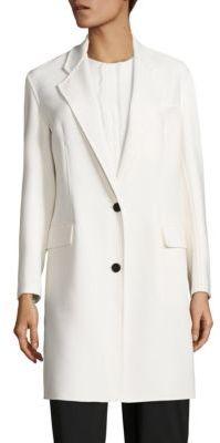DKNY Drop Shoulder Coat $798 thestylecure.com