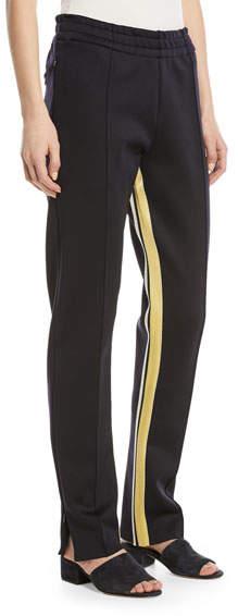 Joseph Scuba Track Stripe Pants