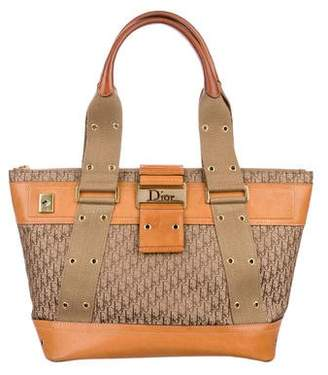 Christian Dior Street Chic Downtown Tote